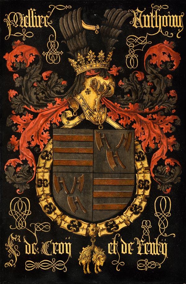N03: Antoon van Croÿ, heer van Croÿ en Renty