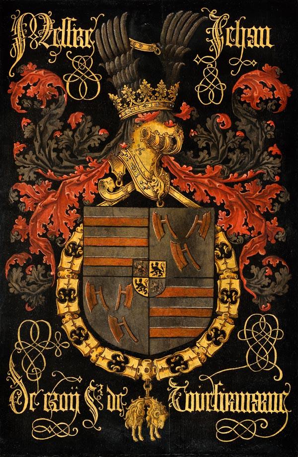 N05: Jan II van Croÿ, heer van Tours-sur-Marne