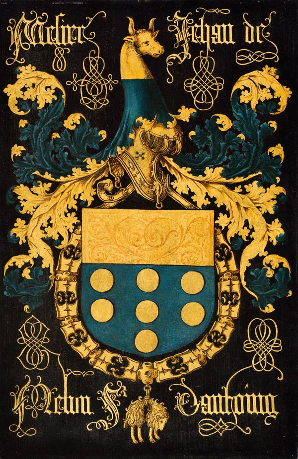 N07: Jan IV van Melun, heer van Antoing