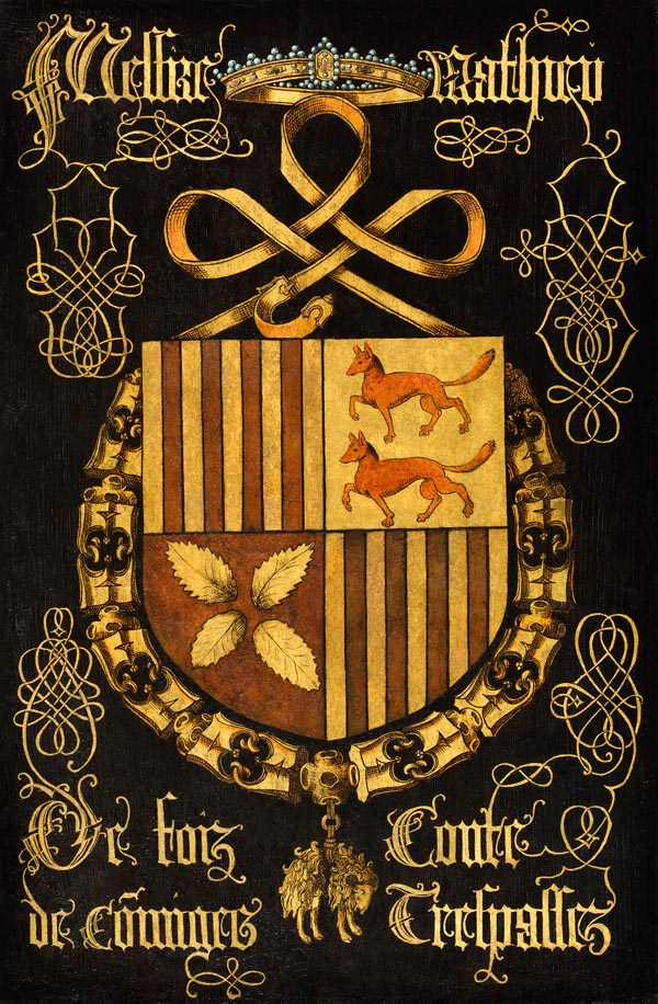 N08: Mathieu van Foix, graaf van Comminges