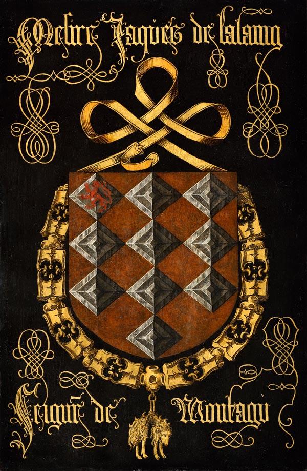 N09: Jacob van Lalaing, heer van Bugnicourt