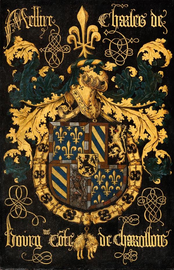 N10: Karel van Bourgondië, graaf van Charolais [Karel de Stoute]