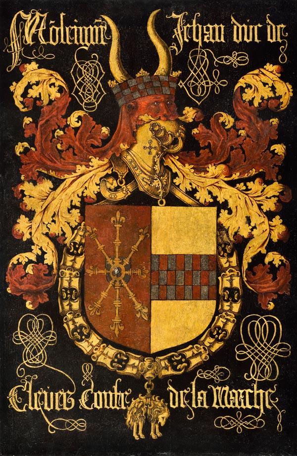 N13: Jan I, hertog van Kleef, graaf van Mark (1419-1481)