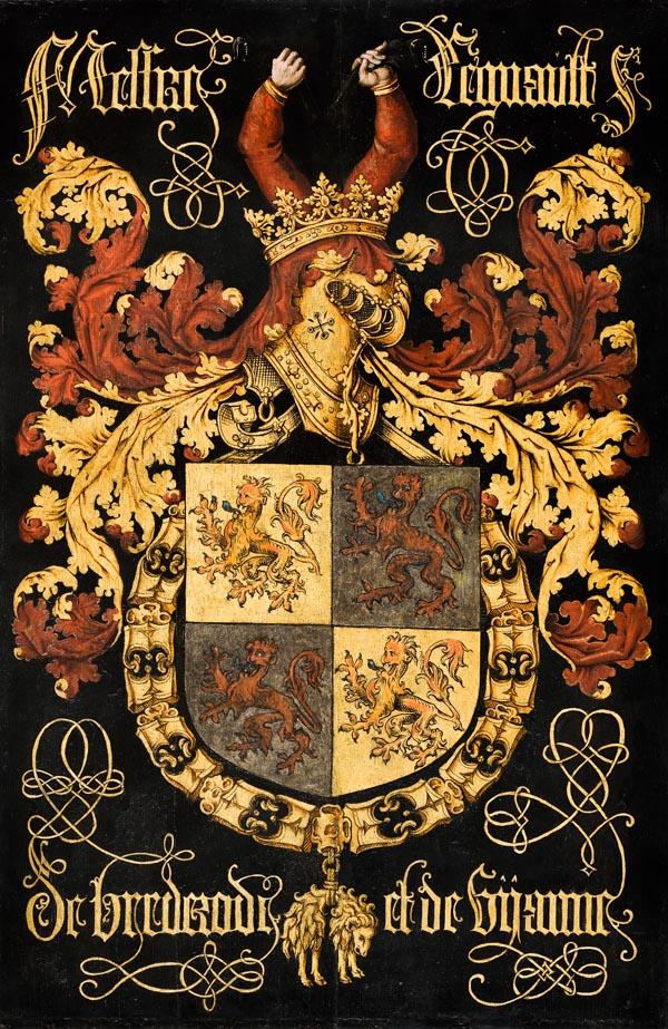 N14: Reinoud II van Brederode, heer van Brederode en Vianen
