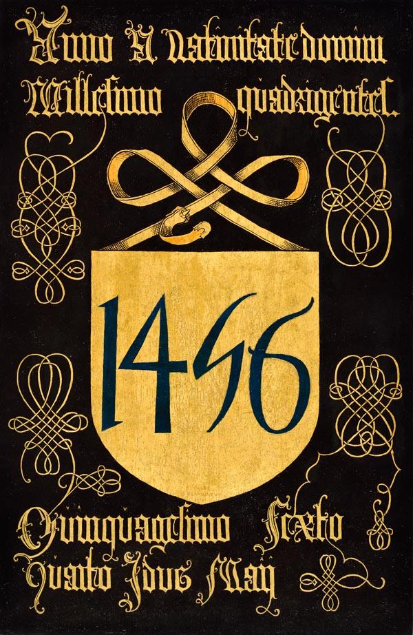 Z01: Jaarbord kapittel 1456