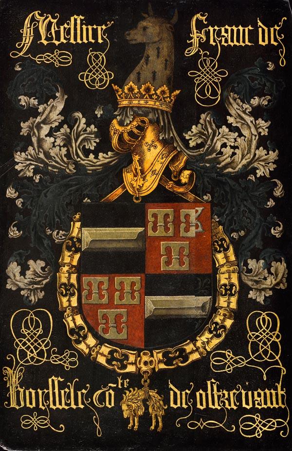Z03: Frank II van Borssele, graaf van Oostervant