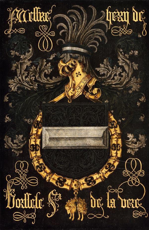 Z07: Hendrik II van Borssele, graaf van Grandpré, heer van Veere