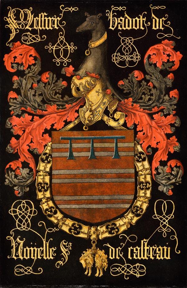 Z09: Baudot van Noyelle, heer van Catheux