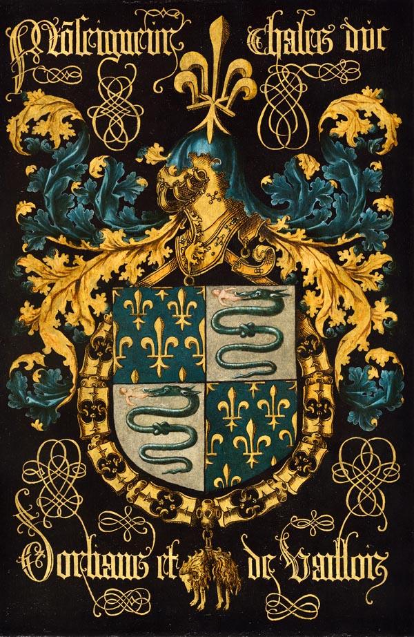 Z10: Karel I van Orléans, hertog van Orléans en Valois