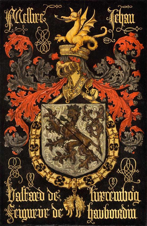 Z12: Jan van Luxemburg, bastaard van Saint-Pol, heer van Haubourdin