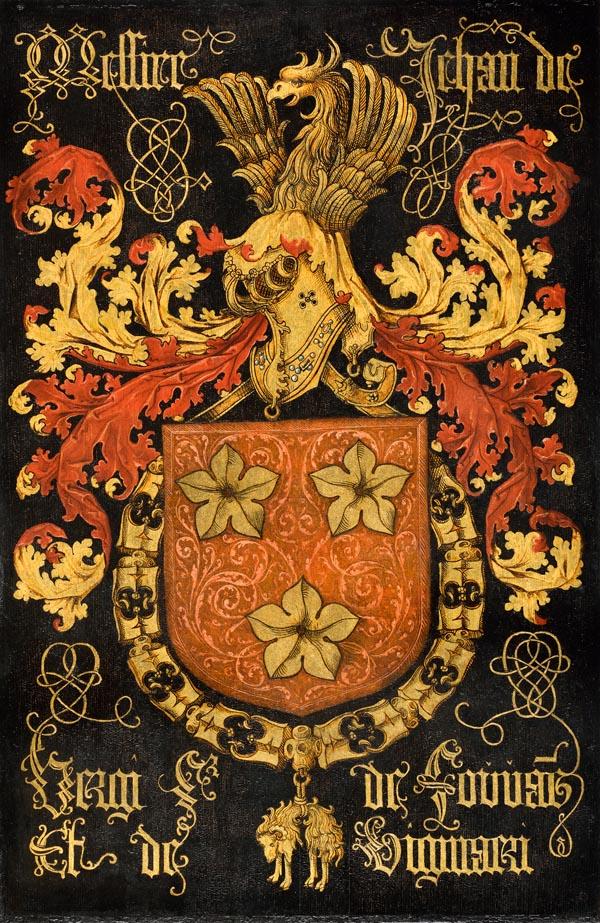 Z13: Jan IV van Vergy, heer van Fouvent en Vignory