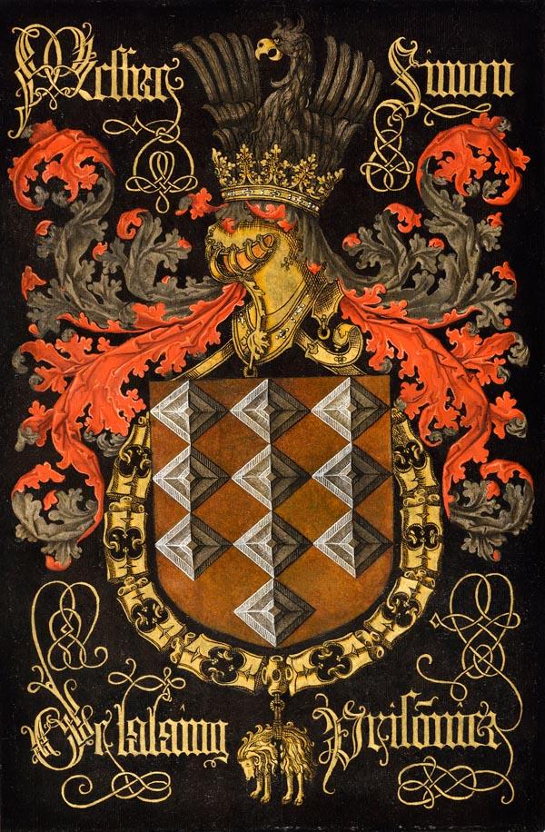 Z14: Simon van Lalaing, heer van Hantes en Montigny