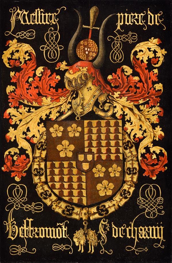 Z15: Peter van Bauffremont, graaf van Charny