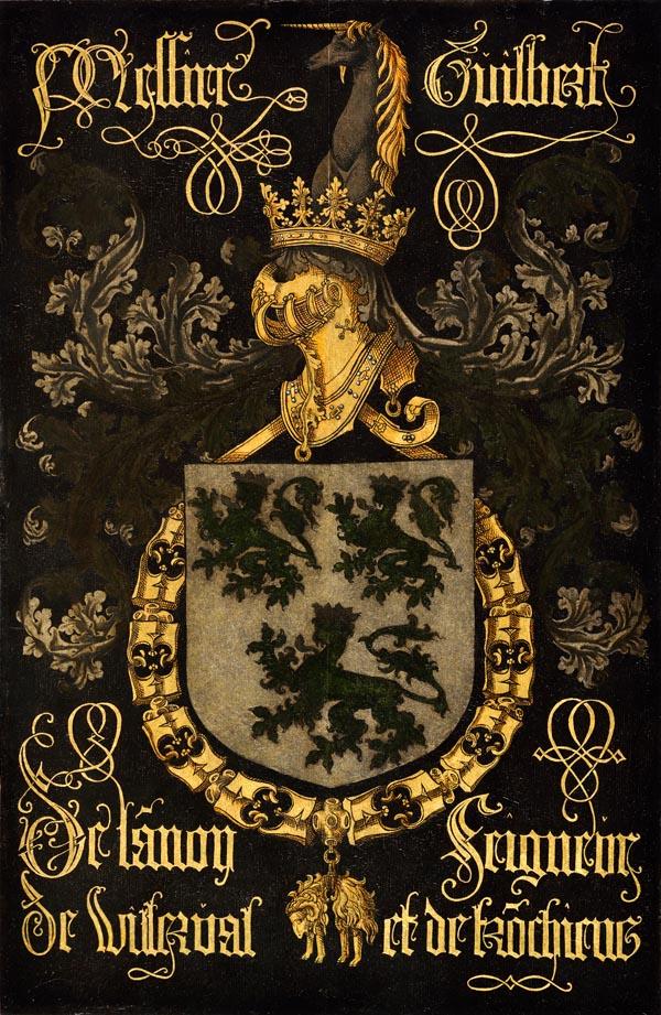 Z17: Gilbert van Lannoy, heer van Santes, Willerval